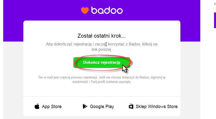 badoo pl logowanie